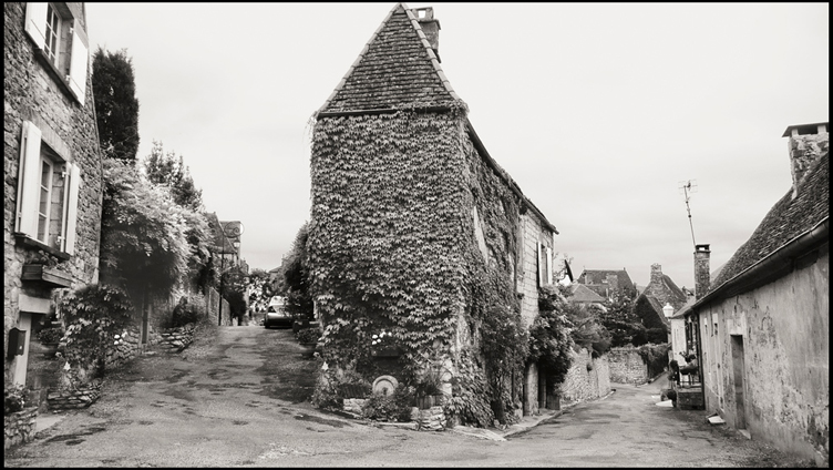 Sarlat, Dordogne River Region of France